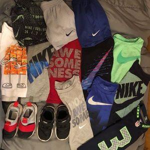 Toddler Boys Nike Lot
